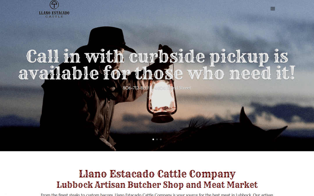 Llano Estacado Cattle Company