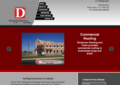 Dickerson Roofing and Foam